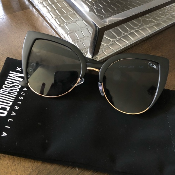 107d2af107 Quay Australia cat eye sunglasses OH MY DAYZ